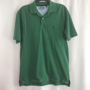 Izod Heritage Polo Golf Mens Shirt Short Sleeve SP